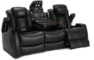 Seatcraft Omega Home Theater Seating Sofa
